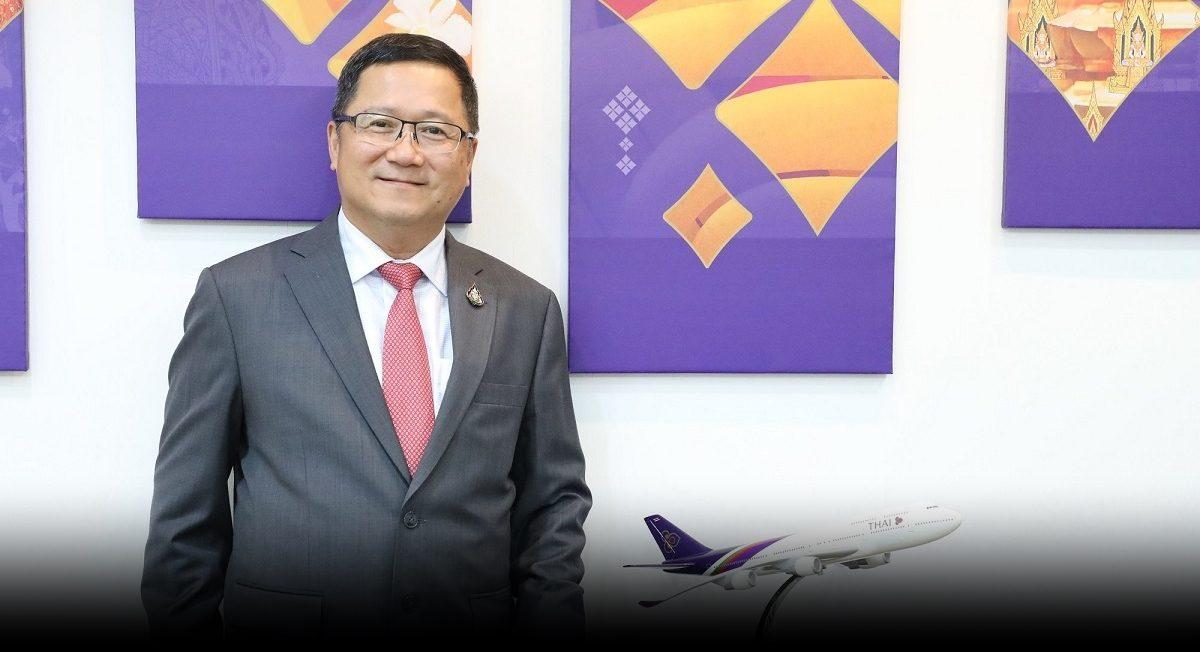 'ชาญศิลป์' ยันไม่เคยขอรัฐดัน การบินไทย กลับเข้าเป็นรัฐวิสาหกิจ