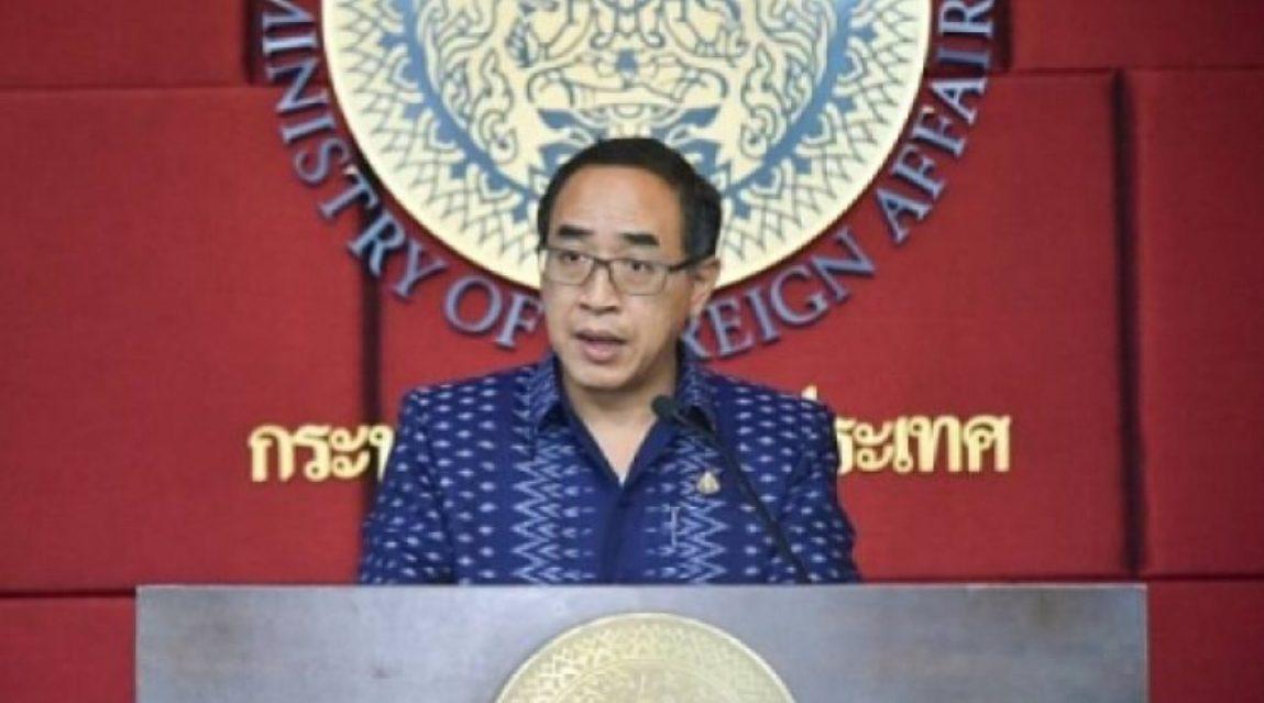 กต.เผย 450 คนไทยหนีภัยสู้รบ หลังทหารเมียนมาปะทะกองกำลังชนกลุ่มน้อยตรงข้ามชายแดน