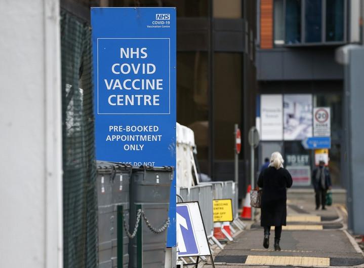 สหราชอาณาจักรพบฉีดวัคซีนโควิด-19 'โดสเดียว' ลดแพร่เชื้อได้ถึงครึ่ง