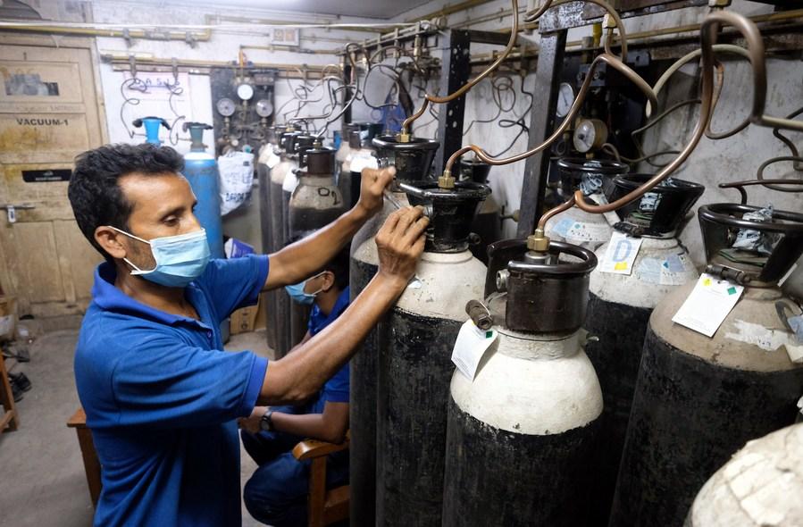 อินเดียไฟเขียวนำเข้า 'อุปกรณ์การแพทย์' รับมือโควิด-19 ระบาดหนัก