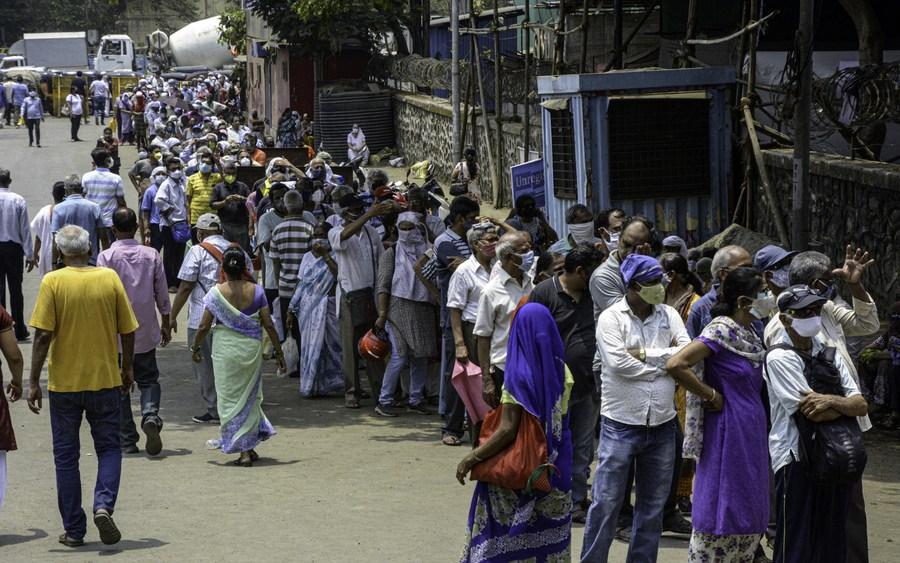 อินเดียพบป่วยโควิด-19 กลายพันธุ์ใหม่ 'เดลตา พลัส' ราว 40 รายแล้ว