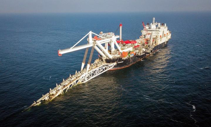 ปูตินเผย 'ท่อส่งก๊าซรัสเซีย-เยอรมนี' เส้นแรก เตรียมส่งก๊าซใน 10 วัน