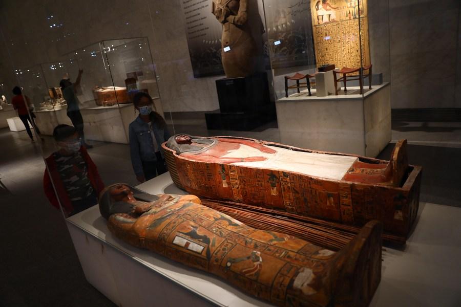 โปแลนด์พบ 'มัมมี่อียิปต์ท้องแก่' ครั้งแรกในโลก