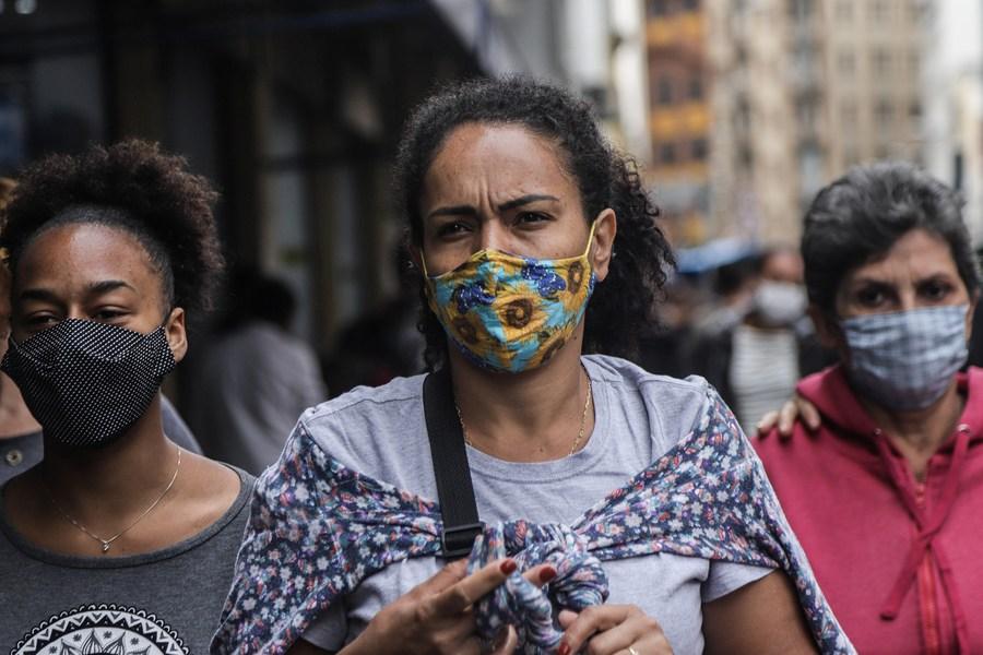 บราซิลป่วยโควิด-19 ทะลุ 15 ล้านราย