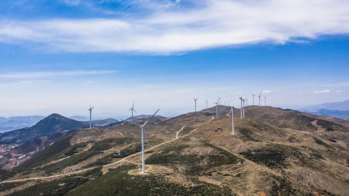 จีนเผยกำลังผลิต 'พลังงานลม' ไตรมาสแรกขยายตัว