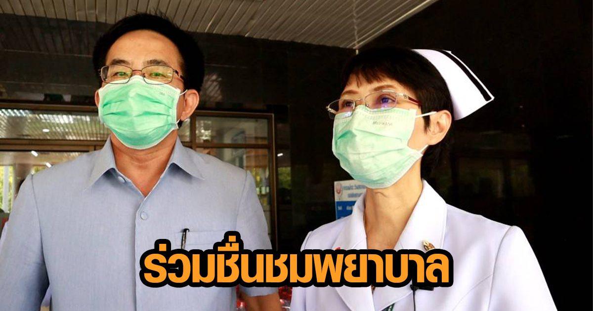 แพทย์ รพ.นครพนม โพสต์ซึ้งใจพยาบาล เข้าช่วยผู้ป่วยโควิดวิกฤตทั้งที่ตัวเองก็ติดเชื้ออยู่