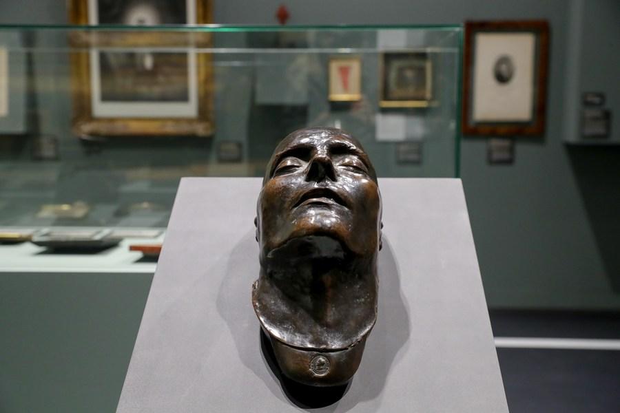 เบลเยียมจัดนิทรรศการครบรอบ 200 ปี 'นโปเลียน' เสียชีวิต