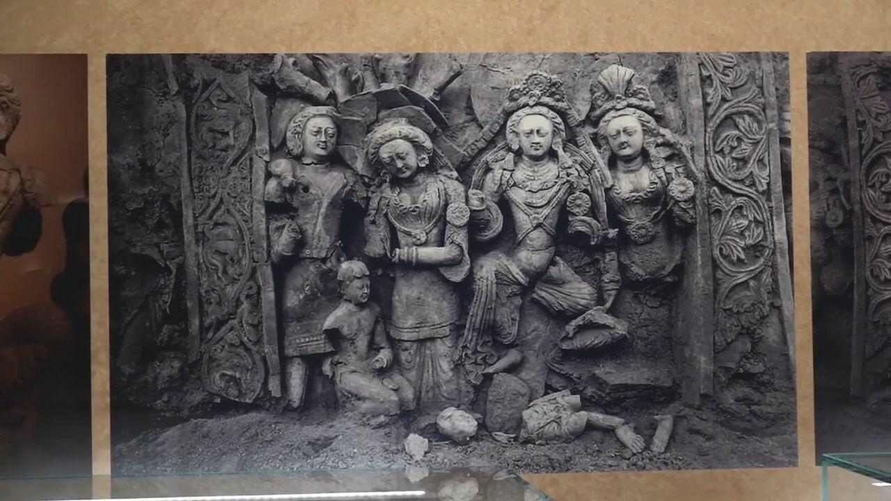 จีนเตรียมเผยโฉม 'เมืองโบราณ 2,000 ปี' บนเส้นทางสายไหมในซินเจียง