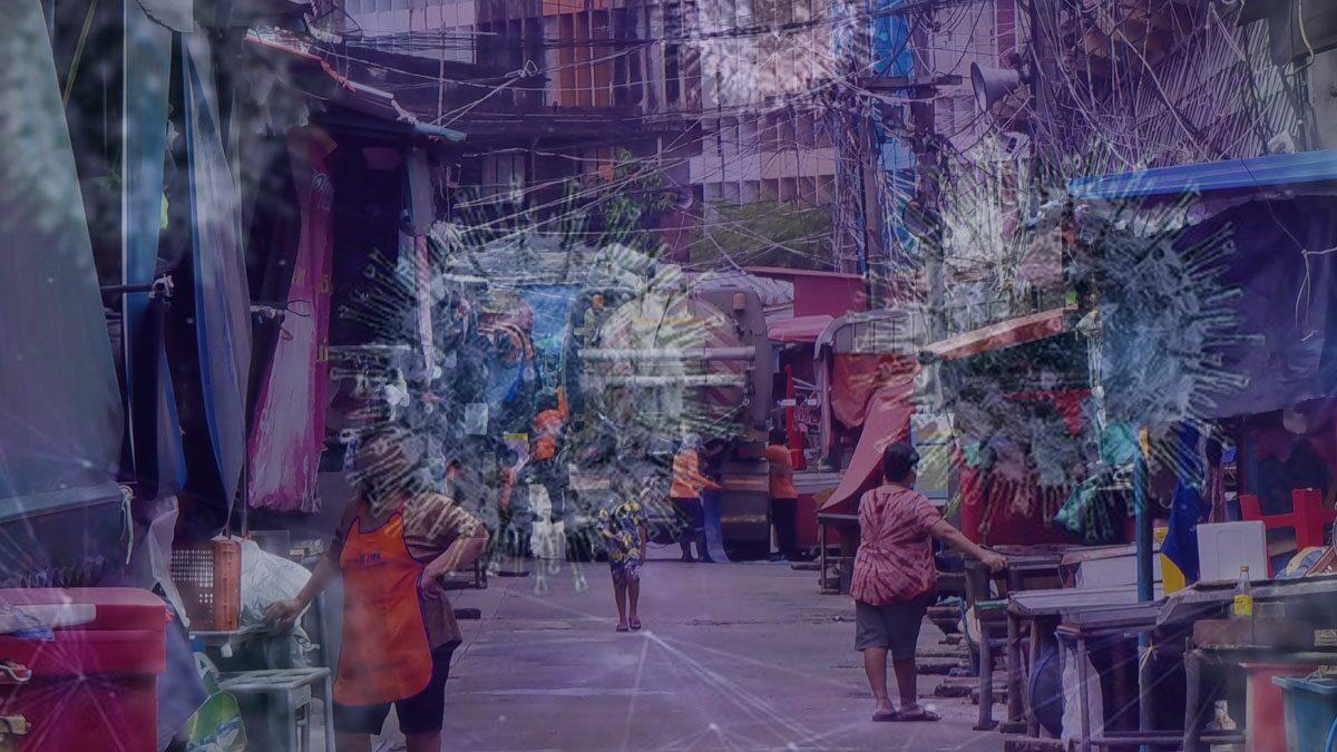 โควิด นนทบุรี ทะลุร้อย! ติดในครอบครัว-ตลาดสด เผย 12 สถานที่เสี่ยง
