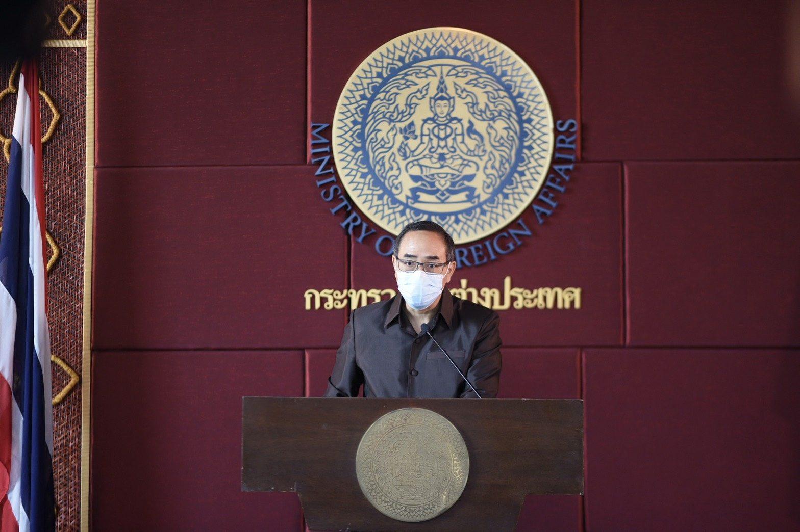 มีผลทันที! กต.งดออก COE ห้ามต่างชาติใน 3 ประเทศเข้าไทย สกัดโควิดกลายพันธุ์อินเดีย