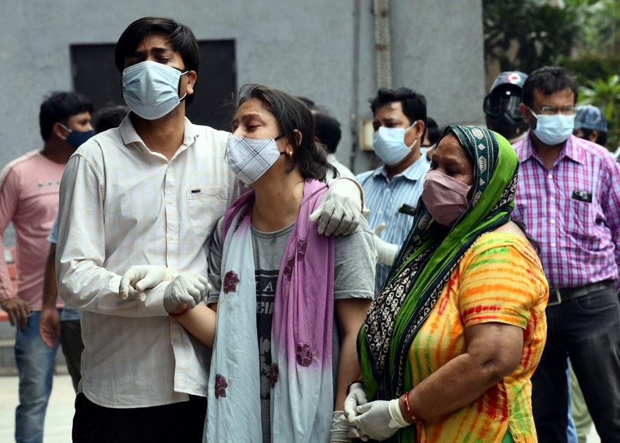 โควิด-19 'สายพันธุ์อินเดีย' ระบาดใน 44 ประเทศ พบมีฤทธิ์ต้านแอนติบอดี