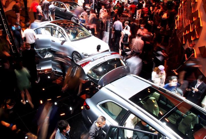ยอดขาย 'รถยนต์นั่งส่วนบุคคล' ในจีน เดือนเม.ย. ทะลุ 1.6 ล้านคัน