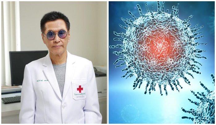 หมอธีระวัฒน์ ชี้ช่อง 'วัคซีน วอล์ค อิน' พร้อมแนะ ยันต์กันผีโควิด-19