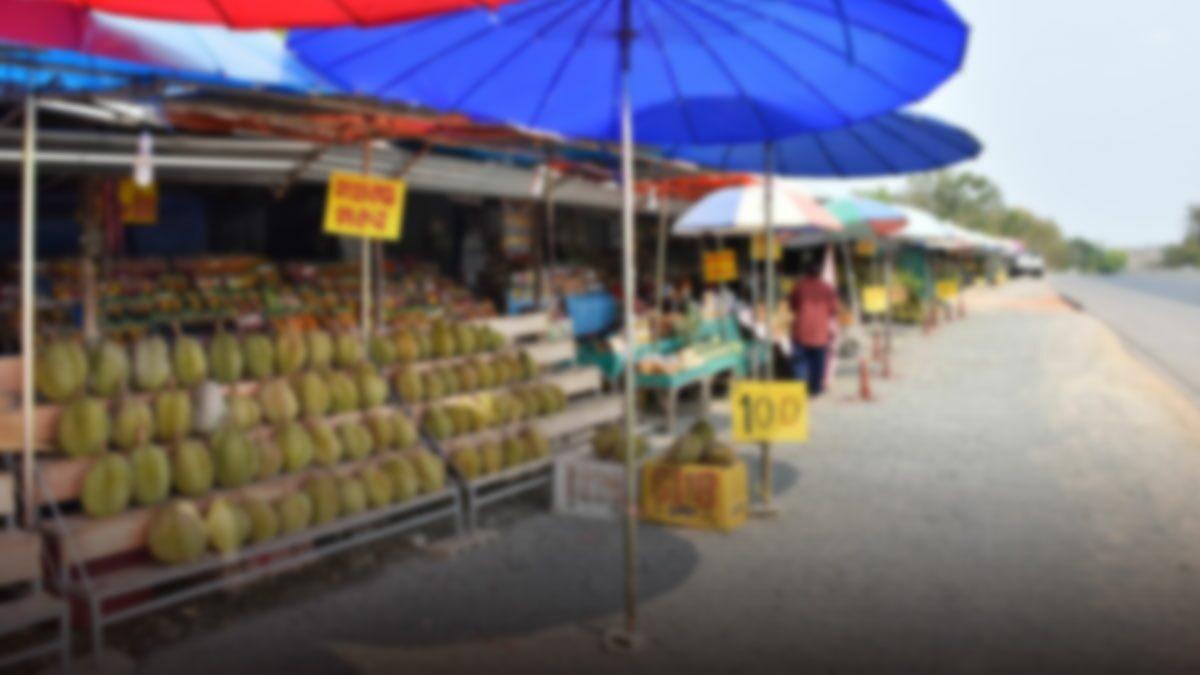 อุตรดิตถ์คุมเข้มพ่อค้าแม่ค้ารับซื้อผลไม้ มาจากพื้นที่เสี่ยงต้องมีใบรับรองไม่ติดเชื้อ
