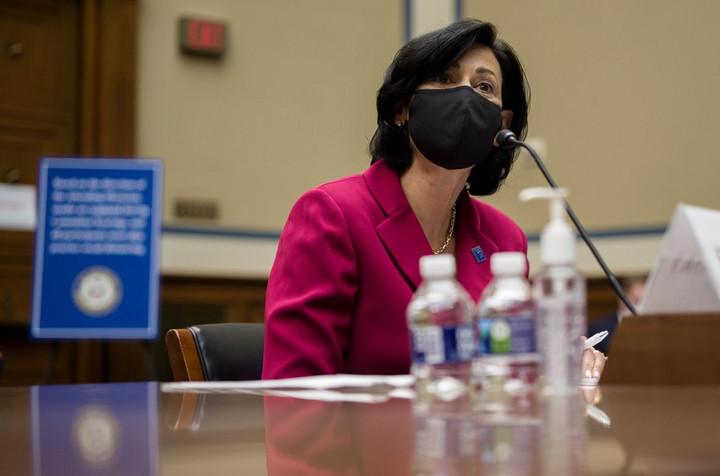 สหรัฐฯ ไฟเขียว 'ฉีดวัคซีนโควิด-19 ครบโดส' ไม่ต้องสวมหน้ากากอนามัย