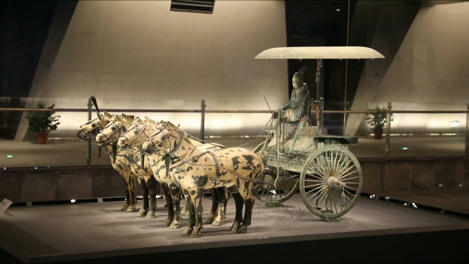 ซีอันเปิดพิพิธภัณฑ์ใหม่ โชว์ 'รถม้าสุสานจิ๋นซี' อายุ 2,200 ปี