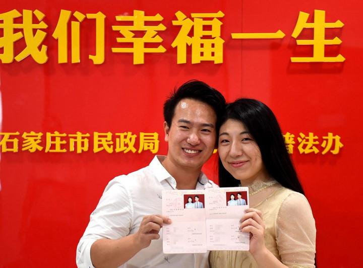 จีนจ่อนำร่อง 'จดทะเบียนสมรสข้ามมณฑล' หลังยอดแรงงานย้ายถิ่นเพิ่ม