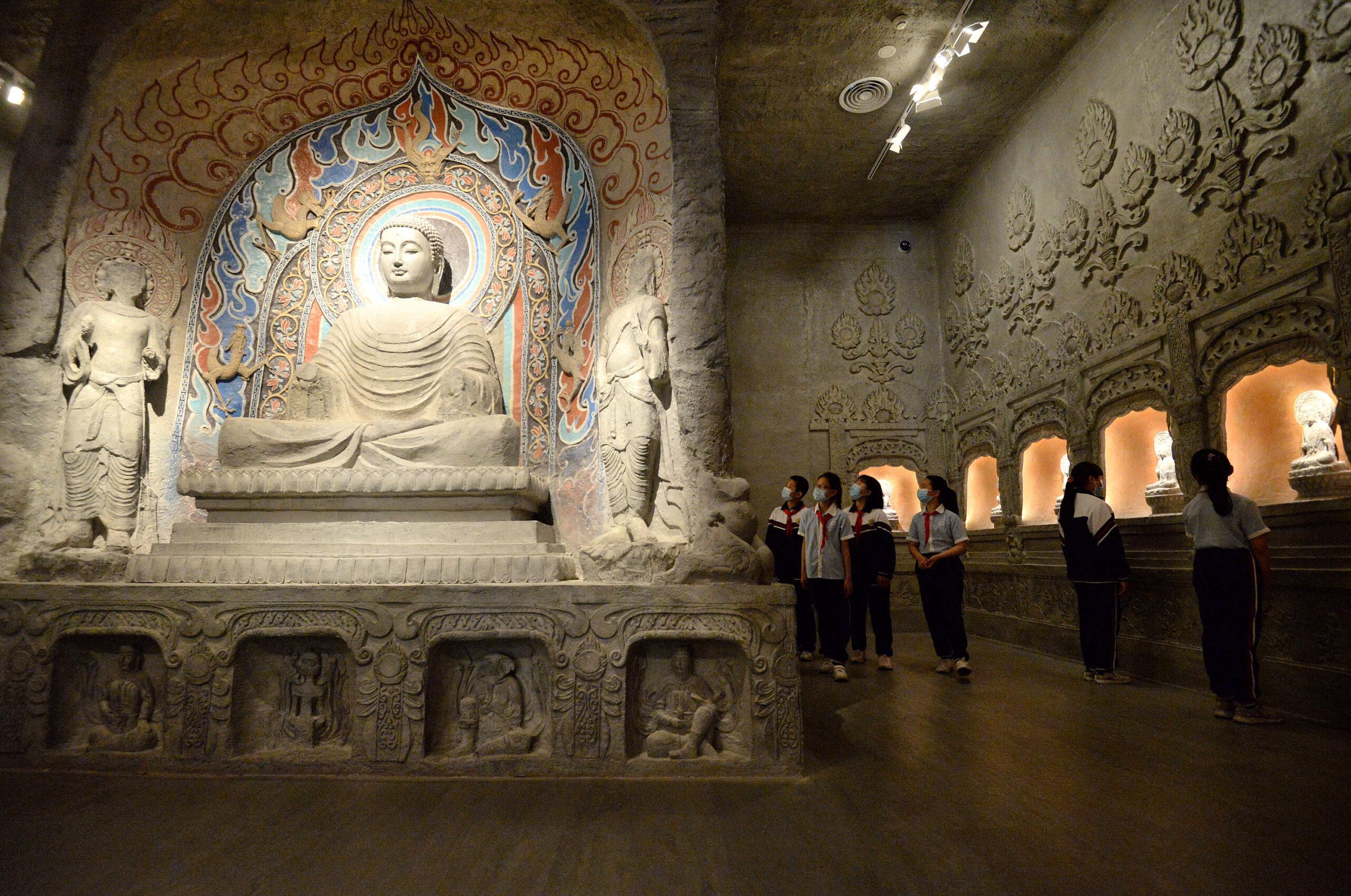 สำรวจพบ 'เที่ยวพิพิธภัณฑ์' ได้รับความนิยมเพิ่มขึ้นในจีน