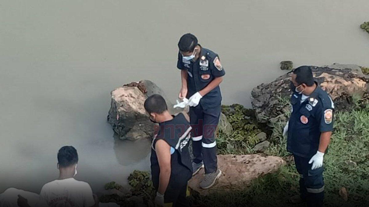 ทอดแหได้ศพ! หนุ่มร่างถูกพันธนาการ โยนทะเลน้อย คนเจอเผยถูกนำมาทิ้งบ่อย