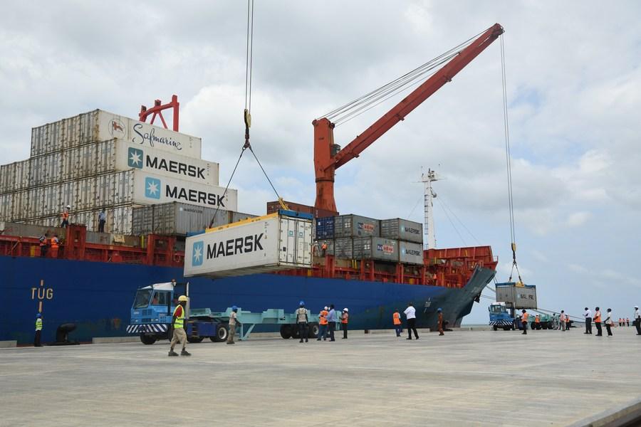 เคนยาเปิดใช้ 'ท่าเรือ' ฝีมือจีน หนุนฝันศูนย์กลางการค้า