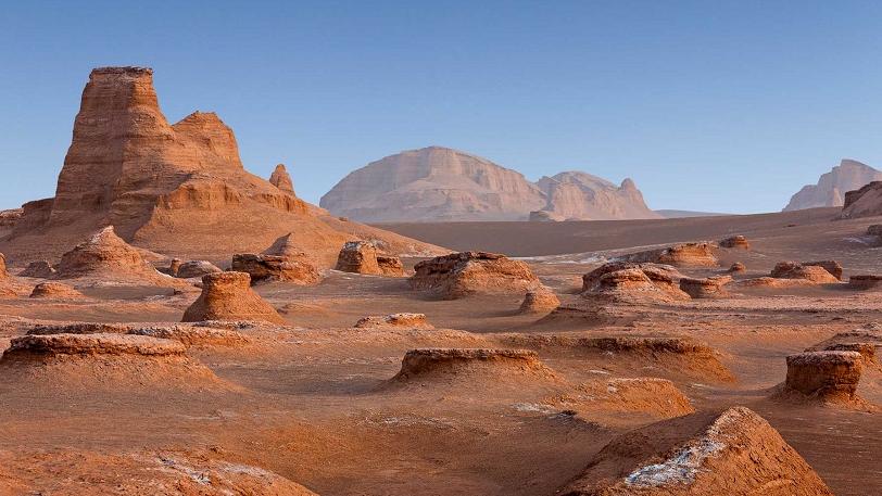 ทะเลทรายอิหร่าน ล้มแชมป์หุบเขามรณะในสหรัฐฯ ขึ้นแท่นสถานที่ร้อนสุดบนพื้นโลก