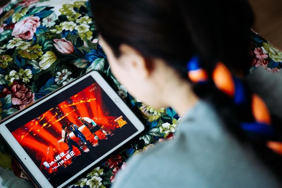 จีนมีผู้ใช้บริการทีวี 'โอทีที' รวม 955 ล้านรายในปี 2020