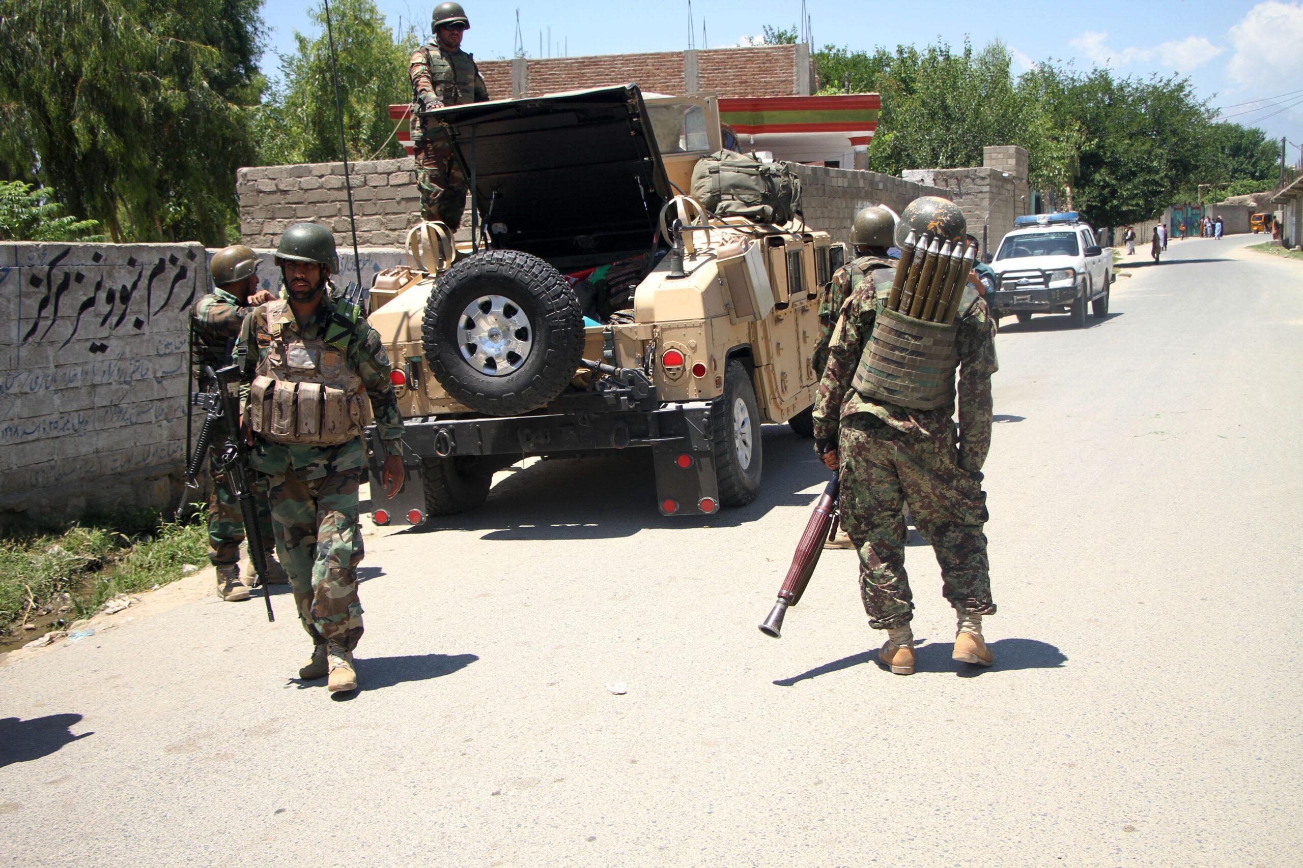 เหตุระเบิดรถทหารในอัฟกานิสถาน เจ็บอย่างน้อย 6 ราย