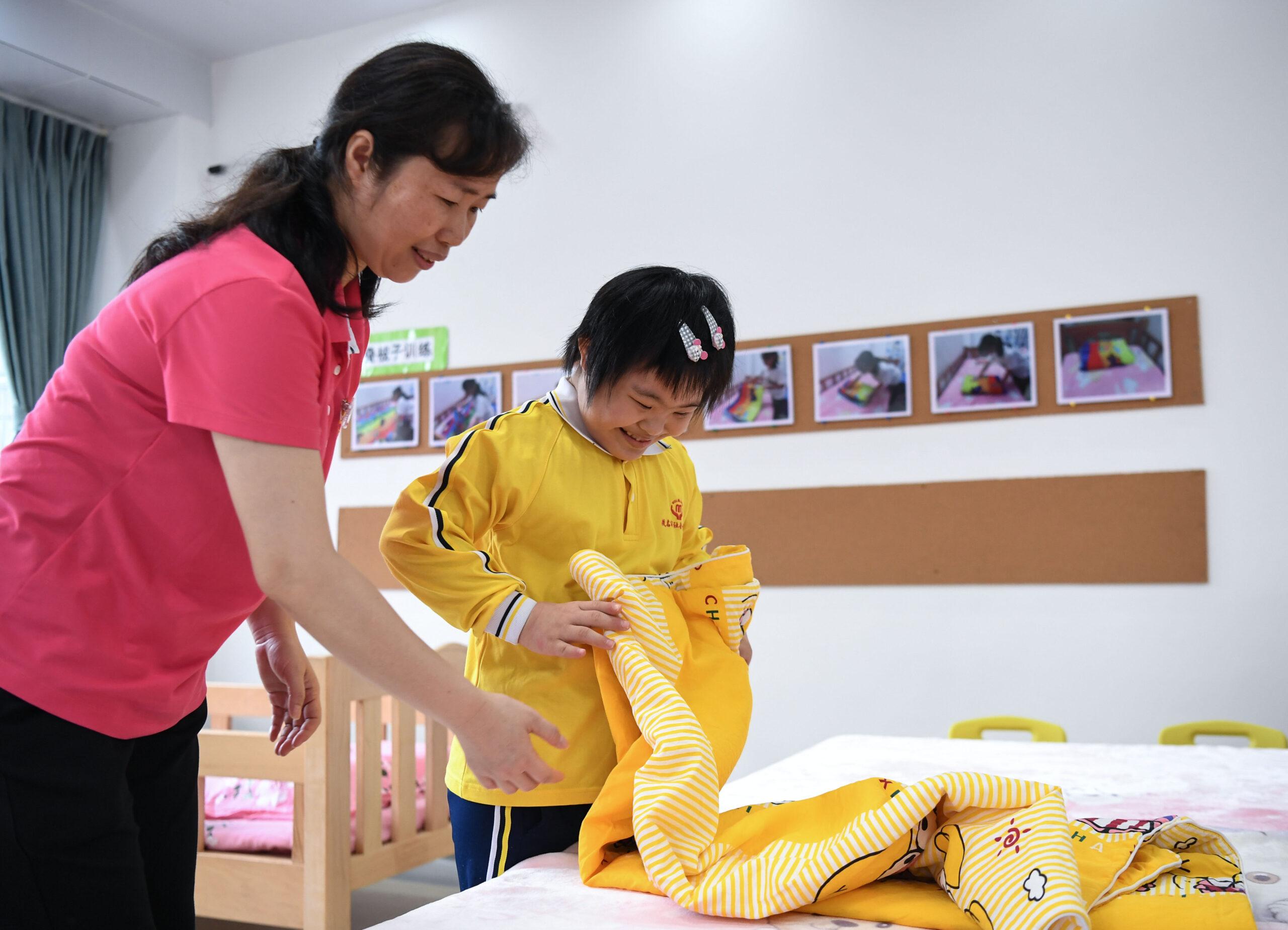 จีนจ่อปรับโครงสร้าง 'บริการสวัสดิการเด็ก' มุ่งคุ้มครองผู้เยาว์