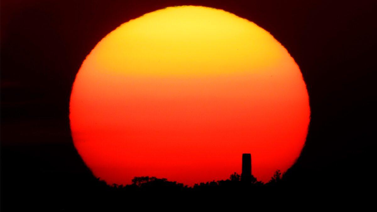 โลกร้อนจ่อเส้นตาย นักวิทย์ชี้โอกาสทะลุร้อยละ40ภายใน5ปี