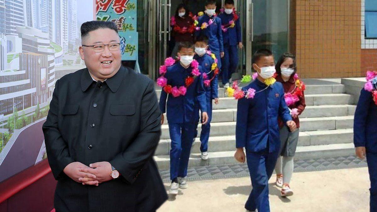 """สื่อเกาหลีเหนือเผย เด็กกำพร้า """"อาสา"""" ทำงานเหมืองแร่-ทุ่งปุศสัตว์"""