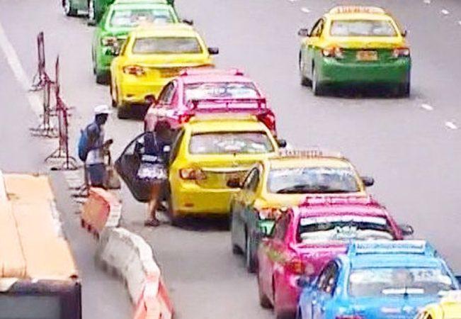 'แท็กซี่ทางเลือก' กับการปรับตัวของ 'ป้ายเหลือง'