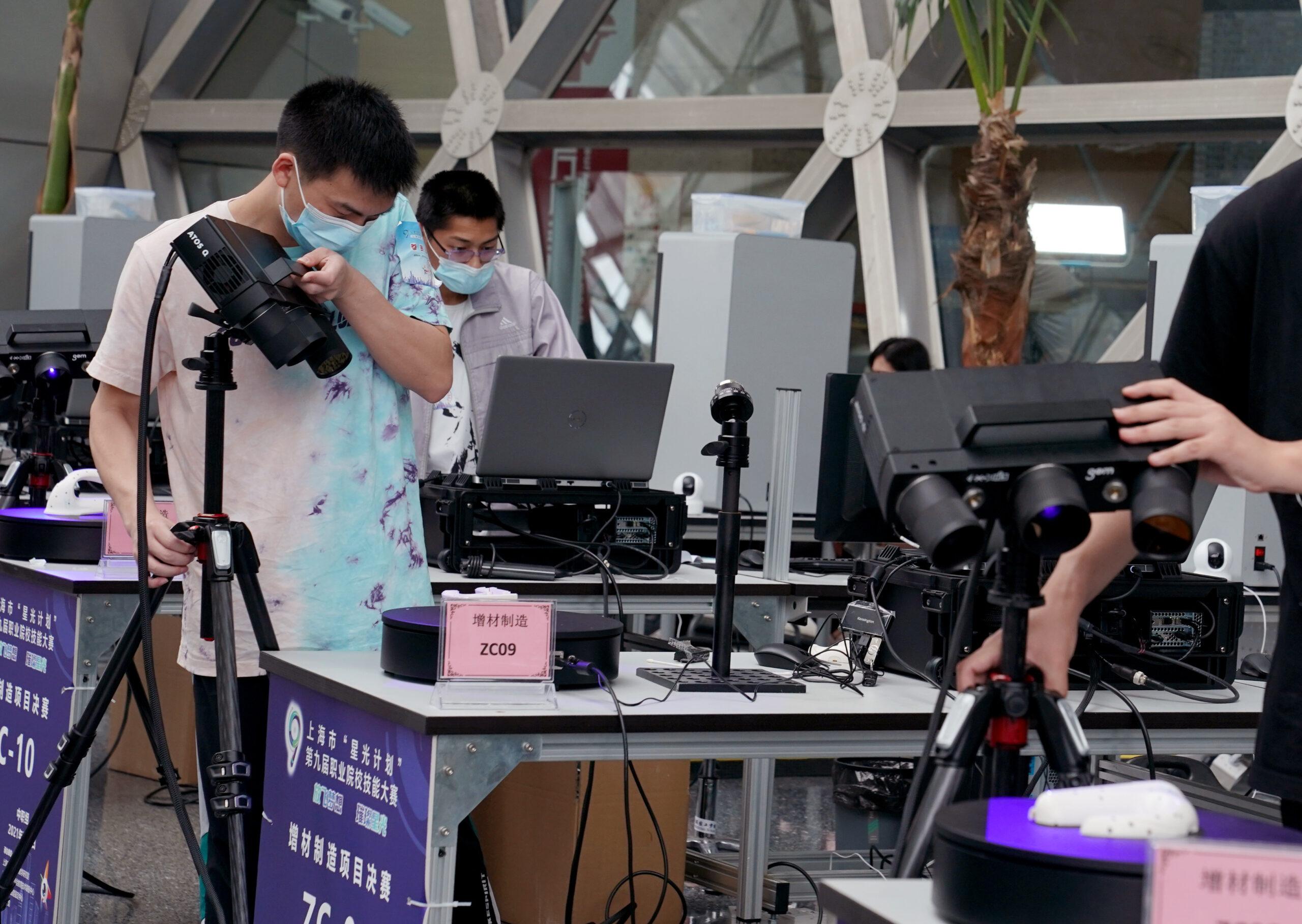 จีนเผยบัณฑิต 'อาชีวะขั้นสูง' 90% หางานได้ภายในครึ่งปีหลังจบ