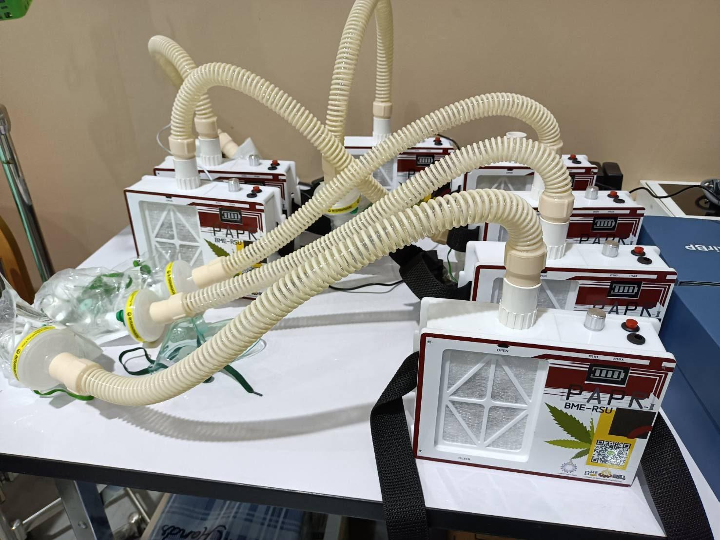 'สุริยะ'หนุนผู้ประกอบการเครื่องมือแพทย์รับมือวิกฤตสุขภาพในประเทศ