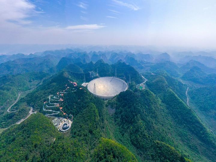 นักวิทย์จีนใช้ 'ดวงตาจักรวาล' ศึกษา 'ลมสุริยะ' คืบหน้า