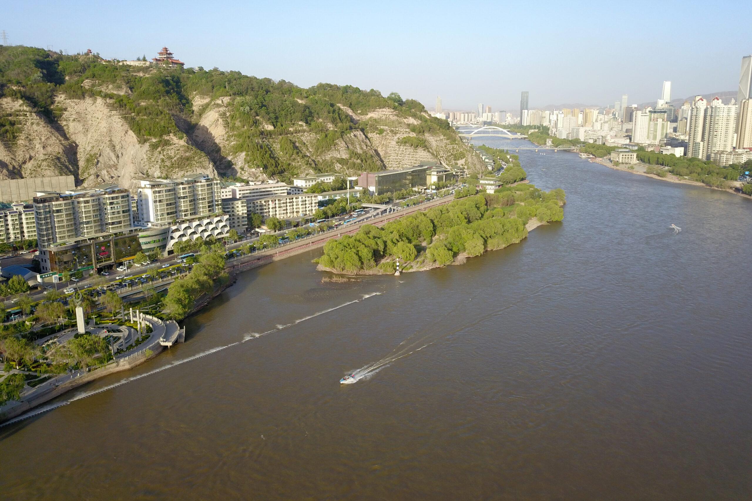 'แม่น้ำเหลือง' มีคุณภาพน้ำดีขึ้นในช่วง 5 ปีที่ผ่านมา