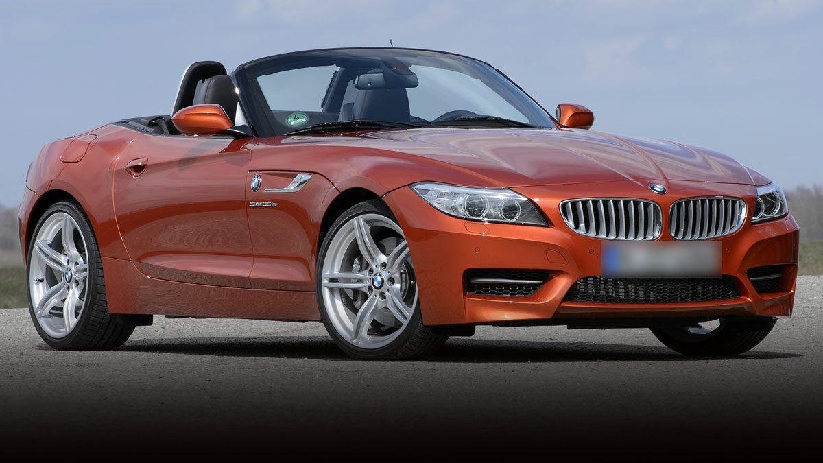 ส่องความแรง! รถสปอร์ตหรู BMW Z4 เปิดประทุน สวยหยดได้ใจคนชอบความเร็ว