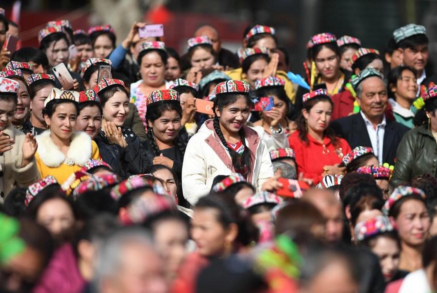 ประชากร 'ซินเจียง' โต 18.5% ในสิบปี อานิสงส์ศก.-สังคมพัฒนา