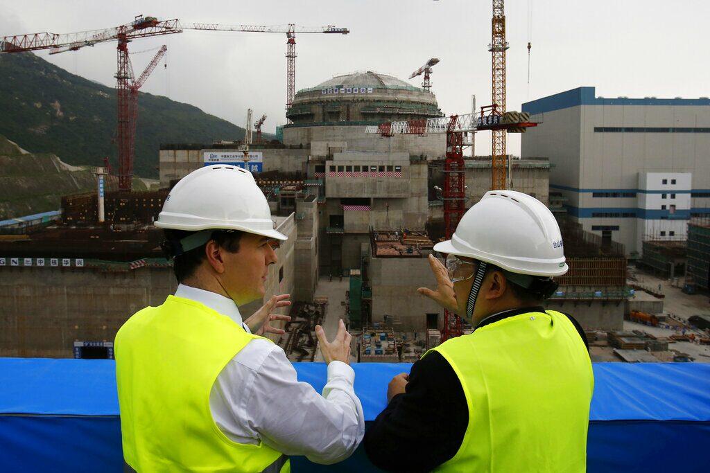 ผู้ว่าฯฮ่องกงยอมรับ วิตกโรงไฟฟ้านิวเคลียร์จีนที่กวางตุ้งรั่วไหล ยันระดับกัมมันตภาพรังสียังปกติ