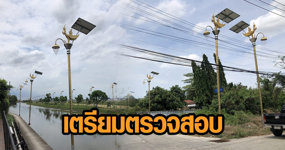 ปปช.เตรียมลงพื้นที่ตรวจสอบ โครงการเสาไฟฟ้าประติมากรรม ใช้งบเหมาะสม-ทุจริตหรือไม่