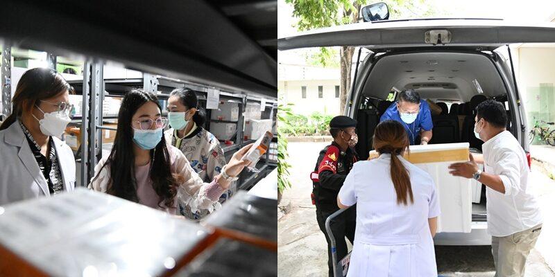 กรมควบคุมโรคแจงขั้นตอนก่อนกระจายวัคซีนโควิดลงพื้นที่ต่างๆ ทั่วไทย