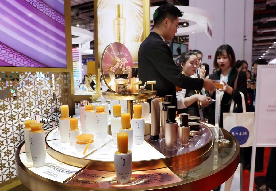 วัฒนธรรมจีนหนุน 'เครื่องสำอางจีน' เฉิดฉายในตลาดต่างประเทศ