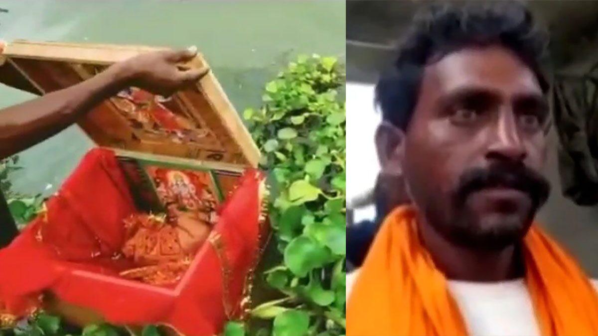อินเดียยกย่อง คนพายเรือช่วยทารกหญิง ถูกทิ้งในกล่องไม้-ลอยแม่น้ำคงคา