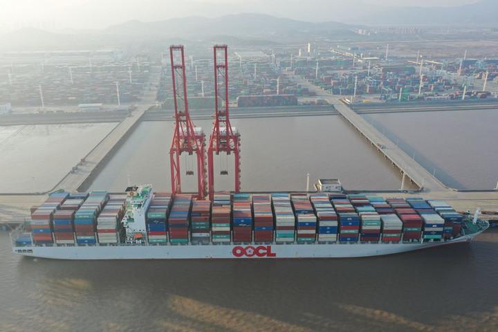 จีนออกมาตรการหนุน 'ธุรกิจขนส่งสินค้า'