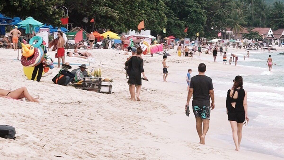 สมุย พร้อมเปิดเกาะ โวต่างชาติ 1 แสนคน มีโอกาสพบติดโควิดแค่ 0.2 คน