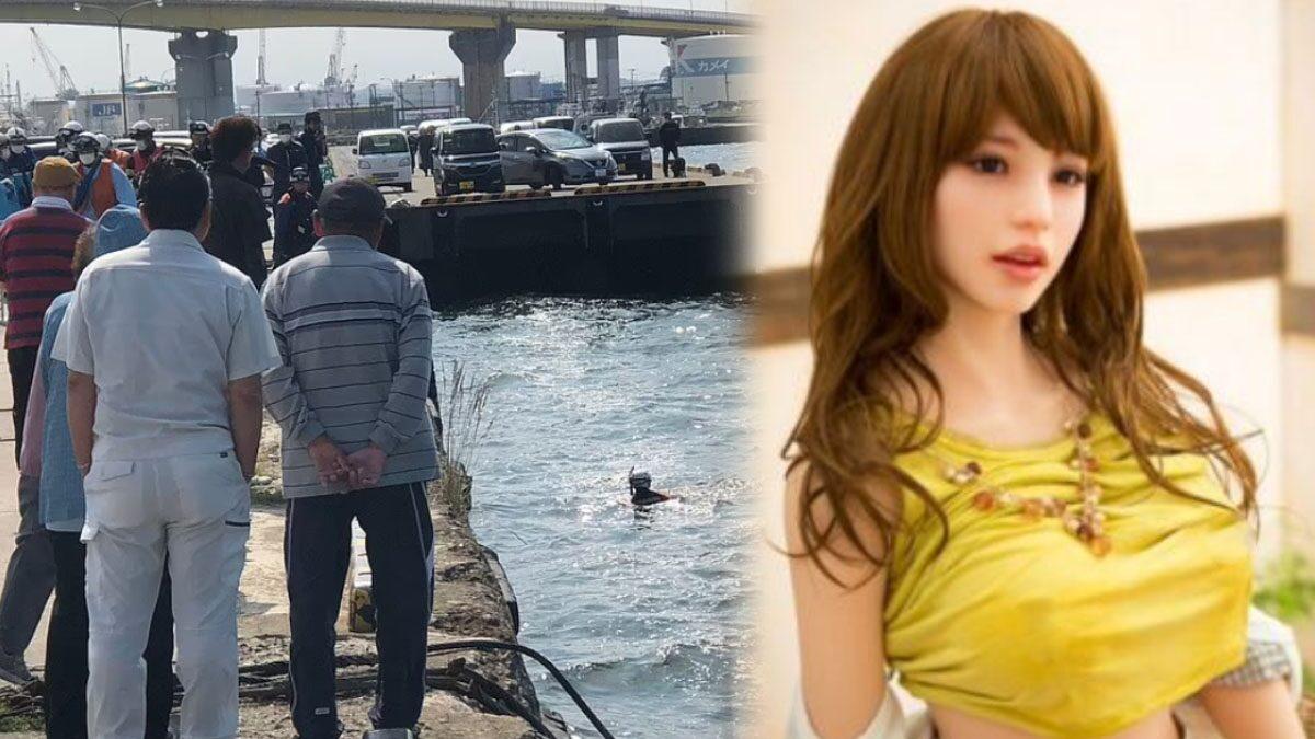 กู้ภัยญี่ปุ่นแตกตื่น! เจอลอยอยู่กลางทะเล  สุดหักมุม-ที่แท้เป็น 'ตุ๊กตายาง' ถูกทิ้ง