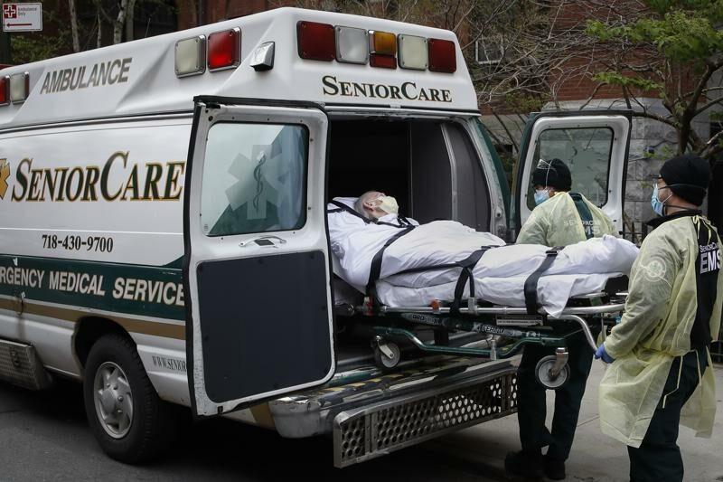 ผู้ป่วยในบ้านพักคนชราเสียชีวิตเพิ่มขึ้น 32% ในปี 2020
