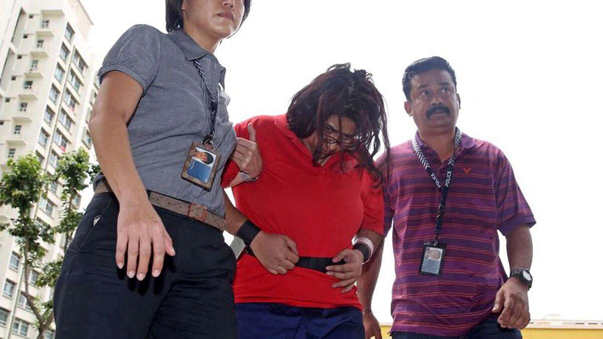 สิงคโปร์จำคุก 30 ปี เมียตำรวจทารุณสาวใช้พม่าดับ น้ำหนักฮวบเหลือ 24 กิโลกรัม