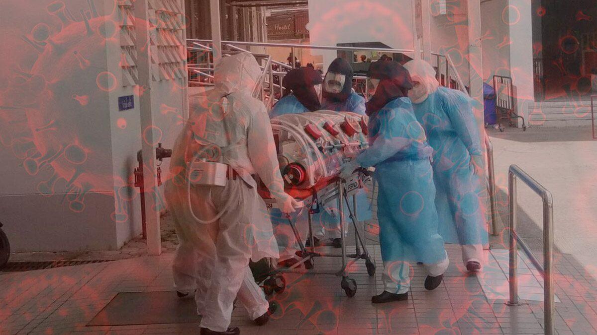 อธิบดีกรมการแพทย์ เผย เตียงผู้ป่วยโควิดสีแดง รพ.รัฐ กทม. เหลือเพียง 20 เตียง รับน่าห่วง