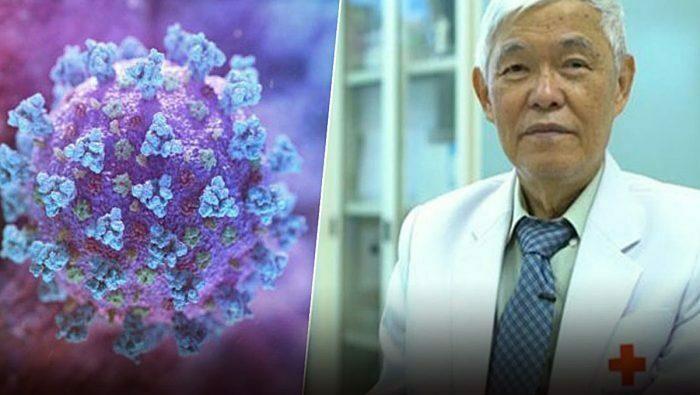 หมอยง วิเคราะห์โควิดที่กำลังระบาดในไทย 90% สายพันธุ์แอลฟา 10% เดลต้า-เบต้า