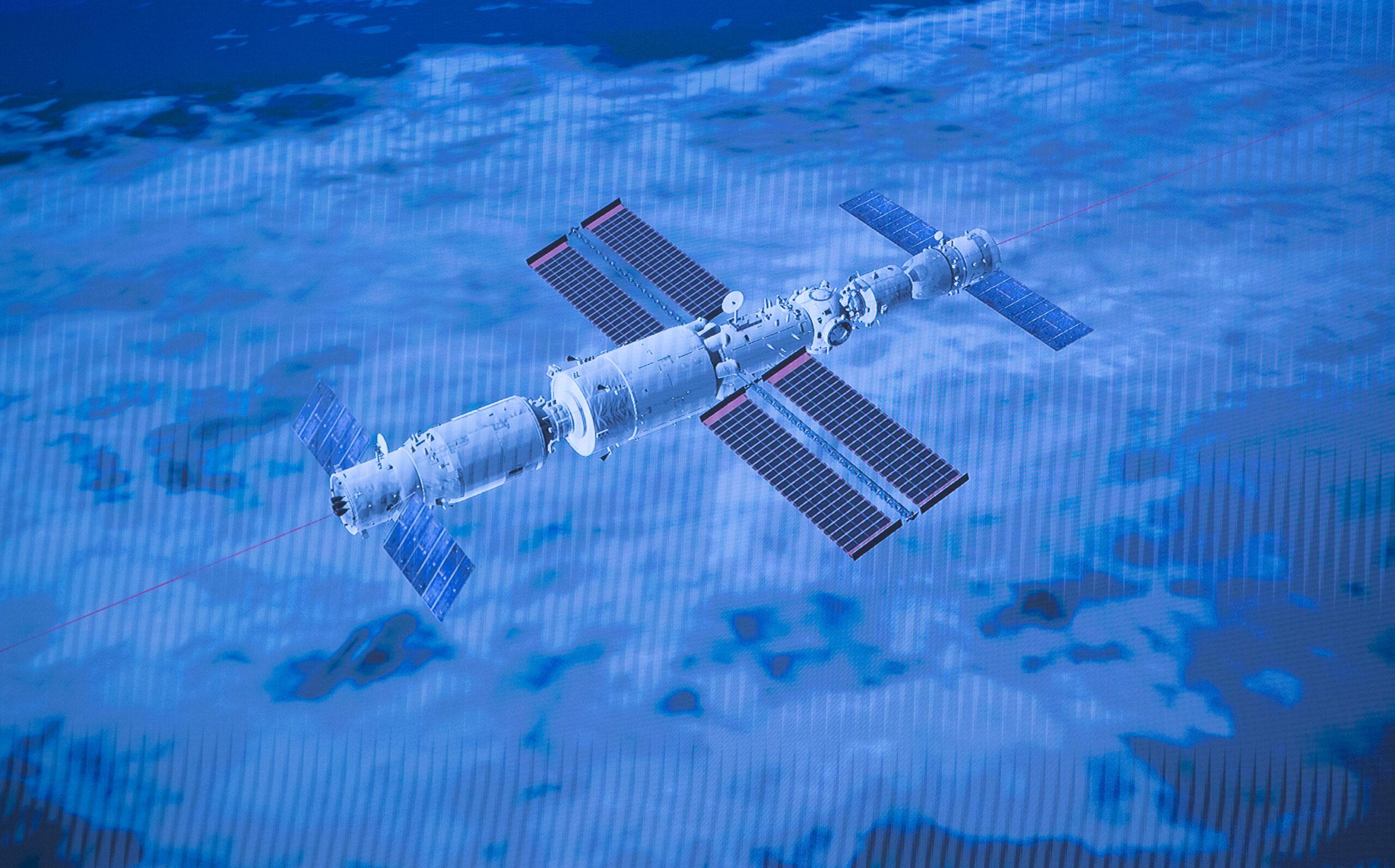 จีนสร้างสถานีเฝ้าติดตาม 'สภาพแวดล้อมในอวกาศ' แห่งใหม่